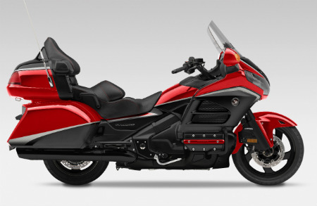 Rs 31 Lakh Honda Gold Wing 10 Most Amazing Features