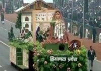 Himachal Tableau at Republic Day Parade 2017